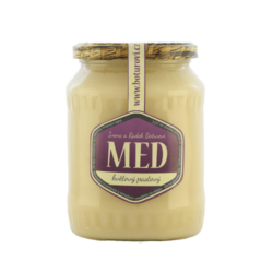 Med květový pastový 950 gramů.