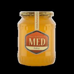 Med květový 950 gramů.